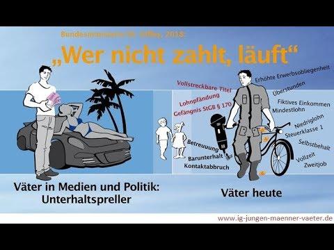 """11 Okt. 2018, Berlin, Pressegespräch """"Väter und Unterhalt"""""""