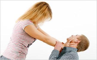 Fakten zur Häuslichen Gewalt