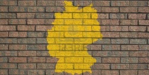 Gläserne Mauer in Deutschland