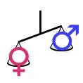 Sexismus - Ungleichgewicht zwischen den Geschlechtern