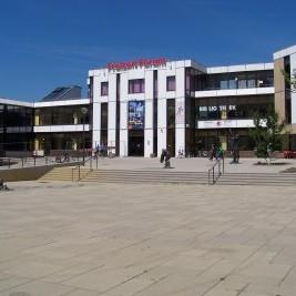 Freizeit Forum Marzahn Frauensporthalle