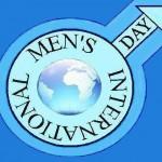 Symbol des Internationalen Männertages (von Jason Thompson, IMD Historiker)