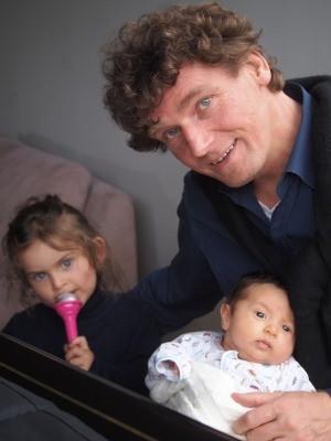 Prof. Markus Meier lehrt an der Universidad Externado in Kolumbien