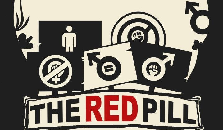 Poster zum Film The Red Pill von Cassie Jaye