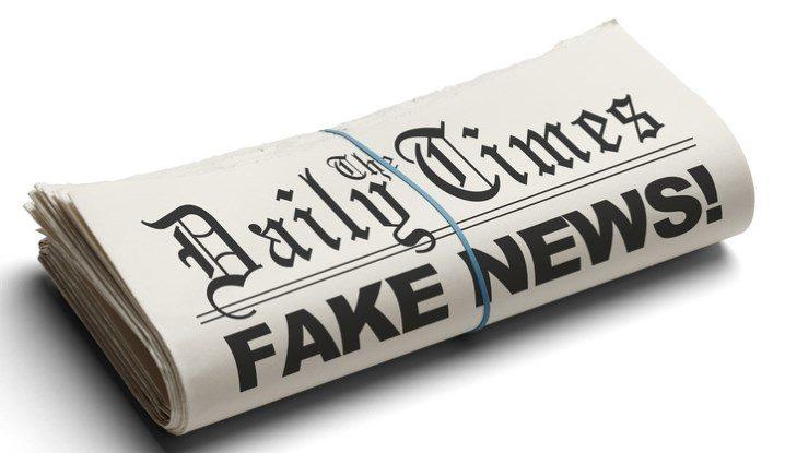 Tageszeitung mit Fake News. MANNdat thematisiert Falschmeldungen zur Geschlechterpolitik.
