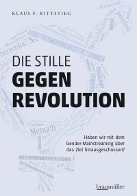 """Buchcover """"Die stille Gegenrevolution"""""""