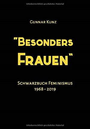Buchcover  Besonders Frauen von Gunnar Kunz